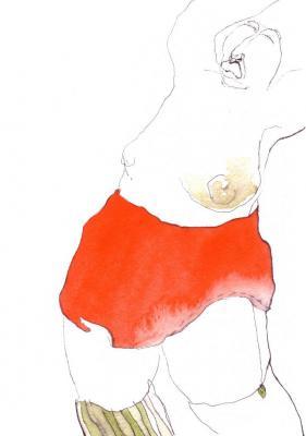 La culotte rouge